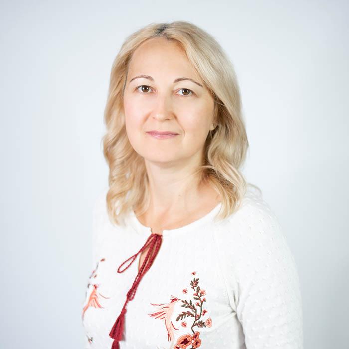 Надежда Макарова, Психолог-консультант, сказкотерапевт-практик
